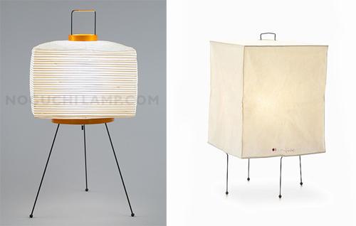 noguchi-lamps