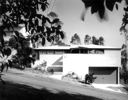 Julius Shulman Daniel House