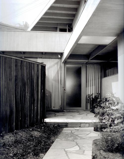 Julius Shulman Fulton Residence