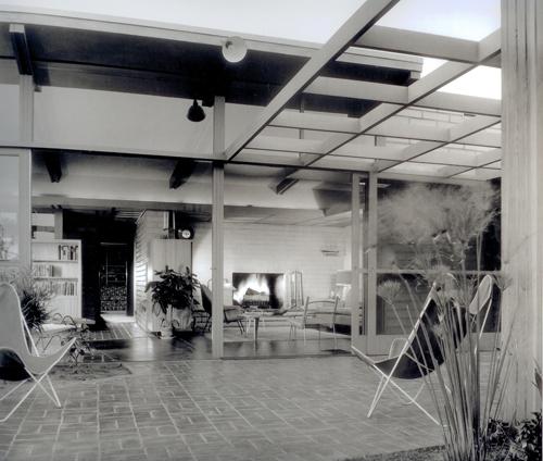 Julius Shulman Garred Residence