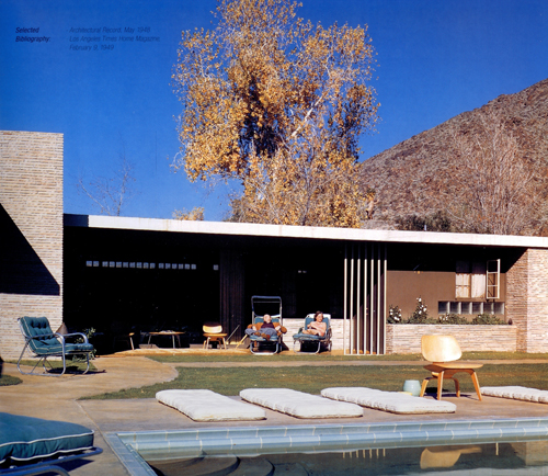 Julius Shulman Town & Desert Apartments