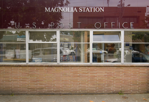 Magnolia Post Office