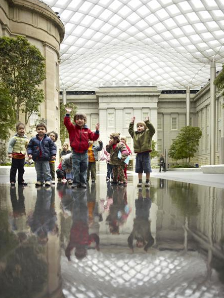 National Portrait Gallery by Foster