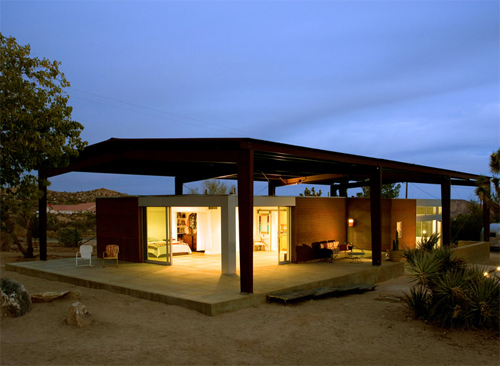 Ultimate Desert Structure