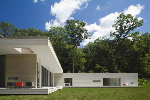 Hanrahan Meyers Holley Residence 01 Photo by Paul Warchol