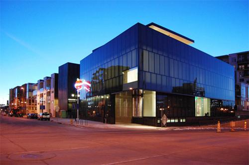 MCA Denver photo by Lyndon Douglas