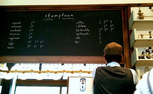 Stumptown Coffee photo by John C Abell
