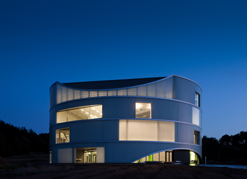 Naturvidenskabens Hus, Bjerringbro, DK, NORD arkitekter