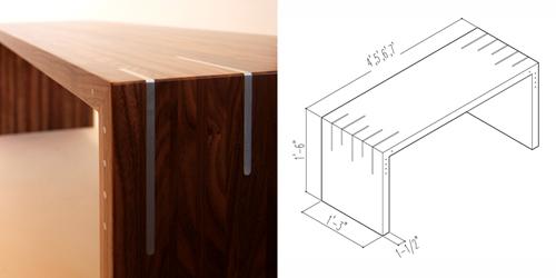 SPD Ethan bench composite