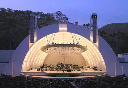 Hollywood Bowl by H+F