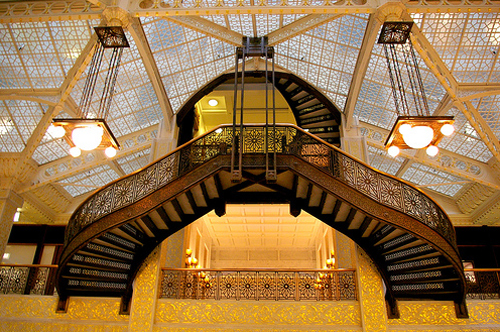 Rookery Building by Matt Cline