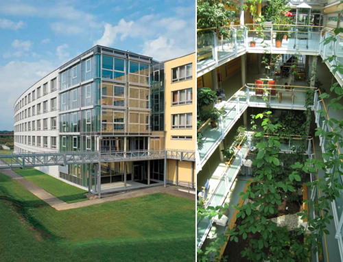 Elderly housing design in europe build blog Nursing home architecture