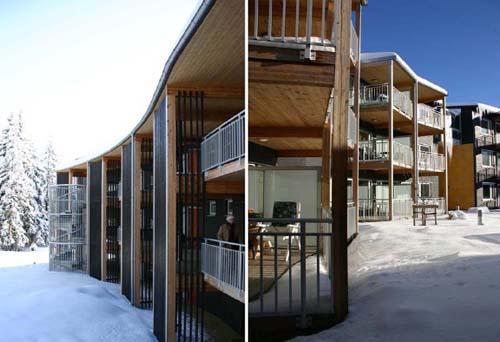 Housing for the elderly for Handicapped housing