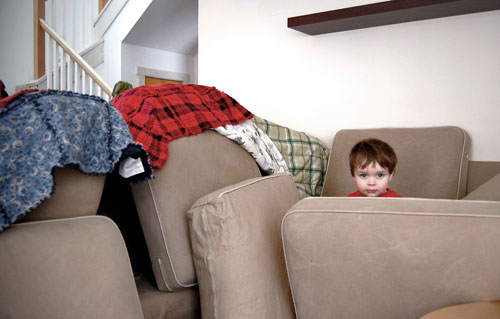 How to build couch forts youtube