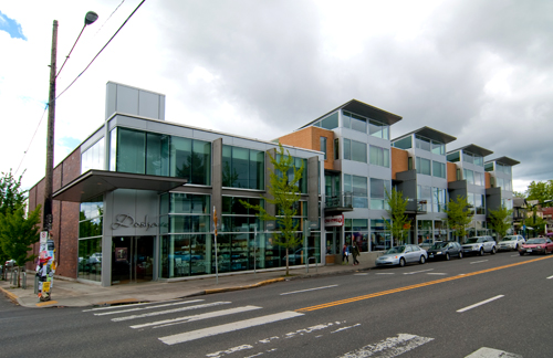 Hawthorn mixed use building (Image Credit: Build LLC)