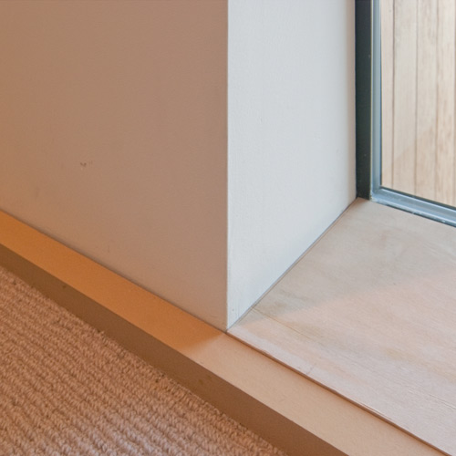 Modern house baseboard - Contemporary trim moulding ...
