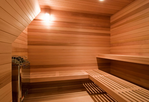 Sauna Design Amp Construction Livemodern Your Best Modern