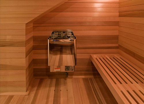 Image result for build a sauna