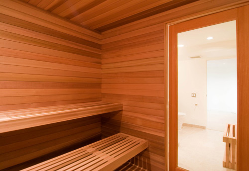 sauna design construction build blog. Black Bedroom Furniture Sets. Home Design Ideas