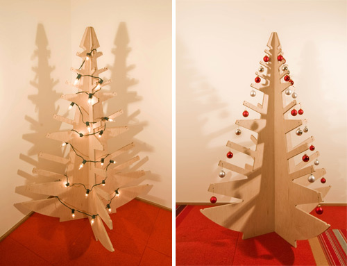 modern christmas tree build blog. Black Bedroom Furniture Sets. Home Design Ideas