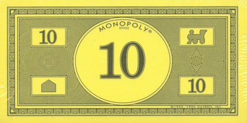 Monopoly-Money-Ten