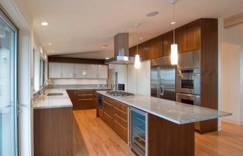 A guide to updating mid century modern homes build blog for High level kitchen units