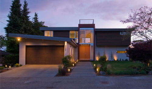 A Guide To Modern Exterior Lighting