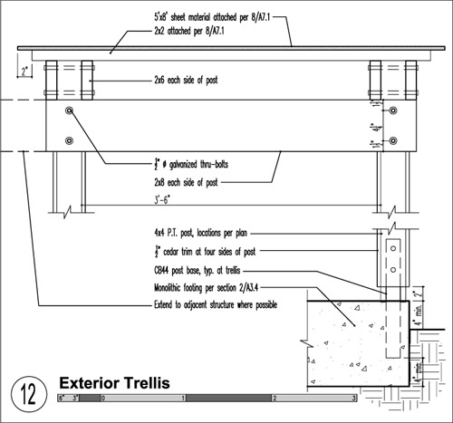 A Guide to Architectural Trellis Design | BUILD Blog