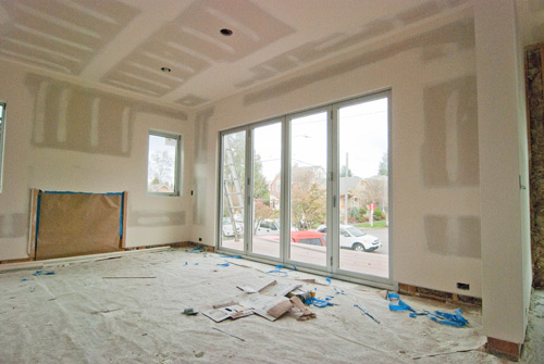 Top 10 things you should know about drywall build blog for Drywall around windows