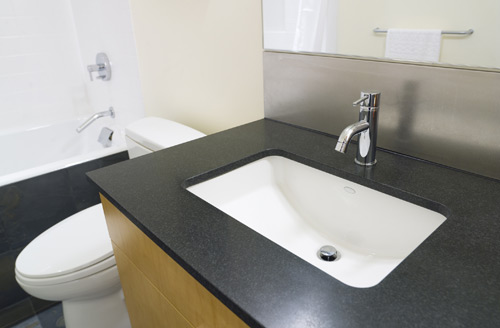 WetStyle VC 24 Acrylic Above Counter Sink With Overflow, White.