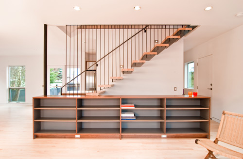 Modern Stair Design Build Blog