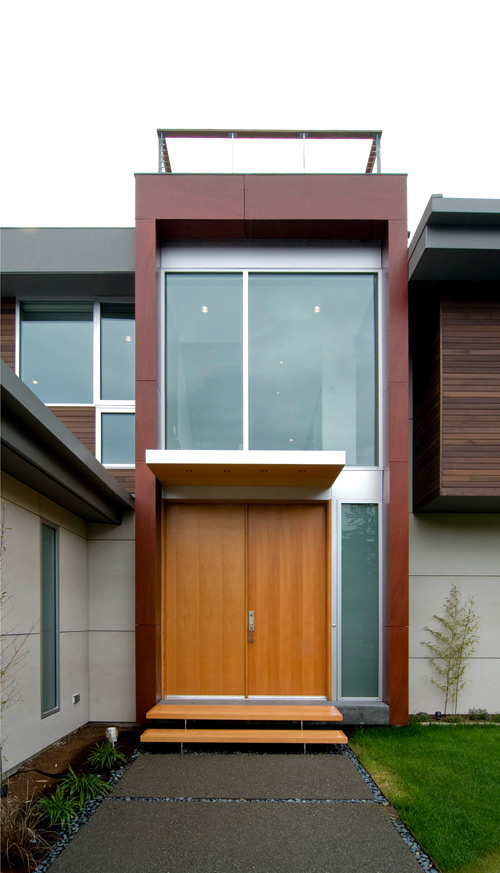 The Modern Front Door | BUILD Blog