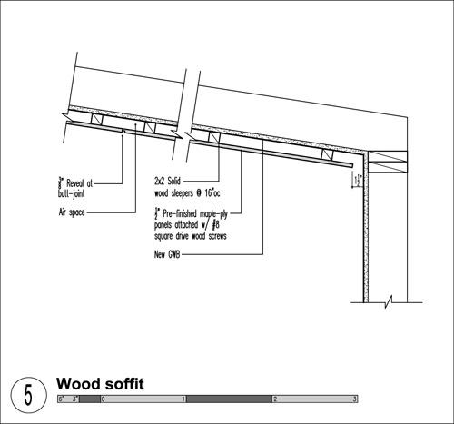 Interior Drop Soffits Build Blog