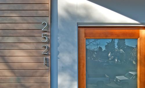 The Modern Front Door