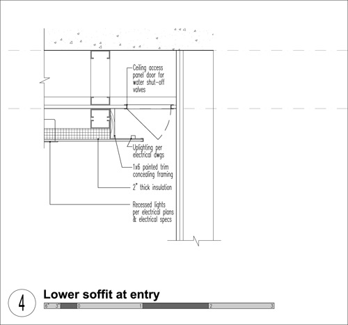 Interior Drop Soffits Build Blog