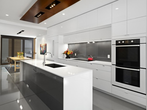 Gallery For gt Modern Kitchen Soffit