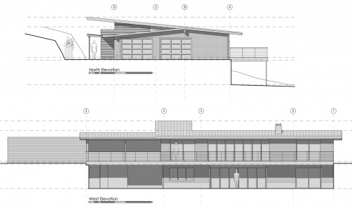 Extend Rooflines To Celebrate The Entry Most Mid Century Modern Homes