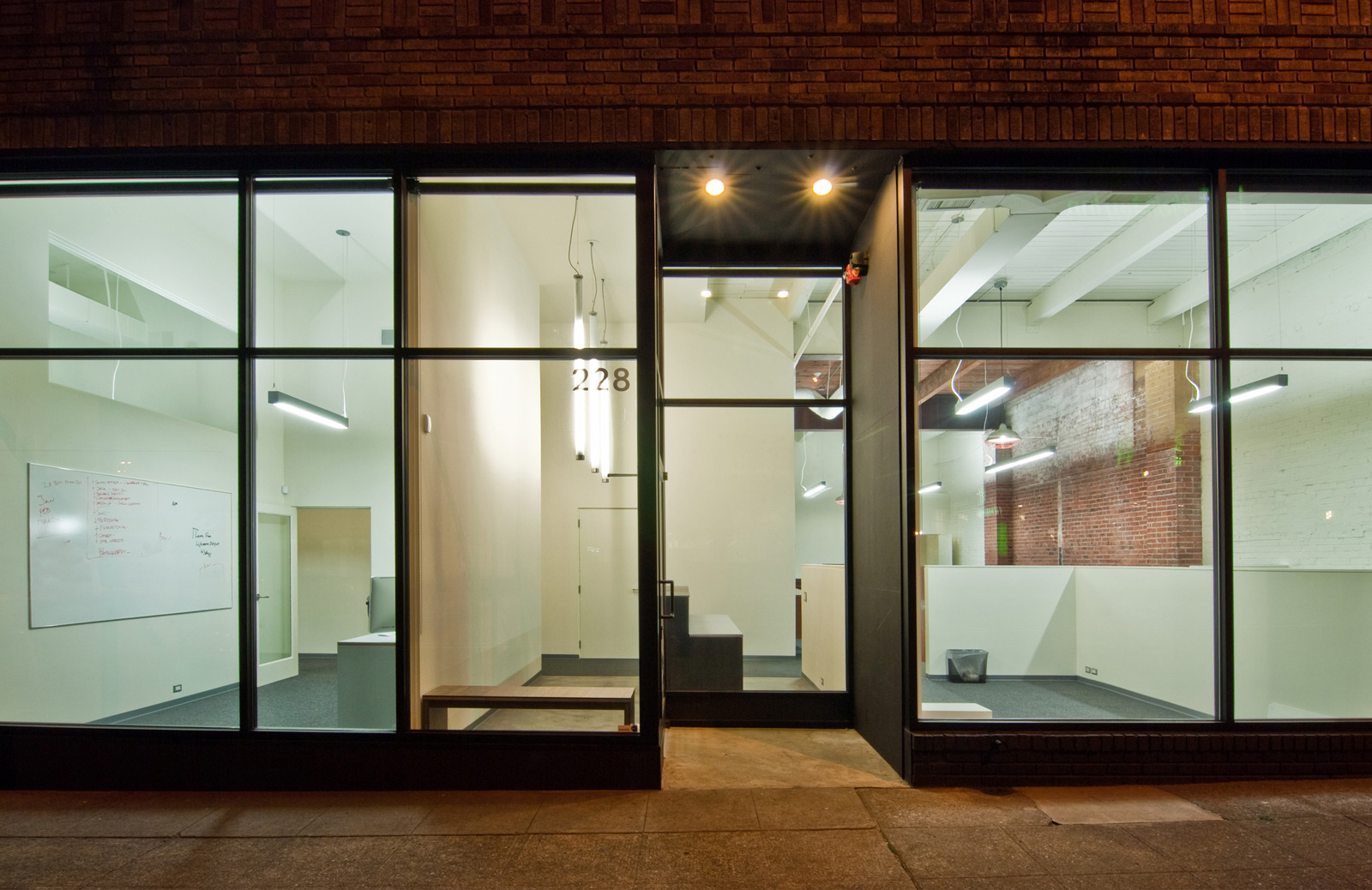 Commercial Fluorescent Lighting Build Blog