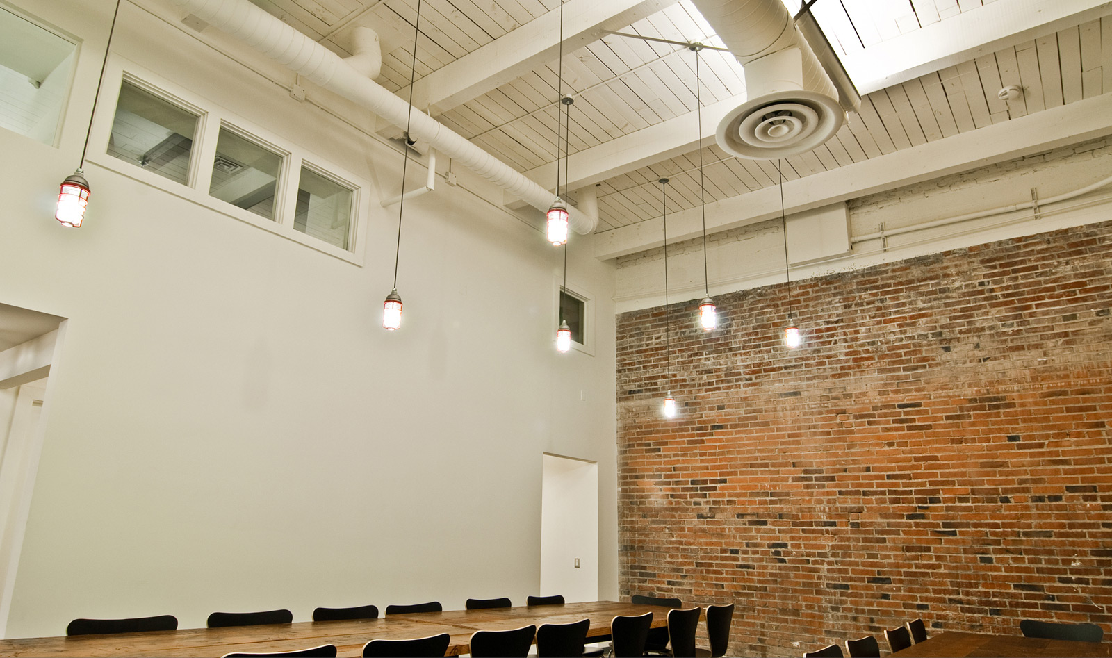 Commercial Fluorescent Lighting Build Blog