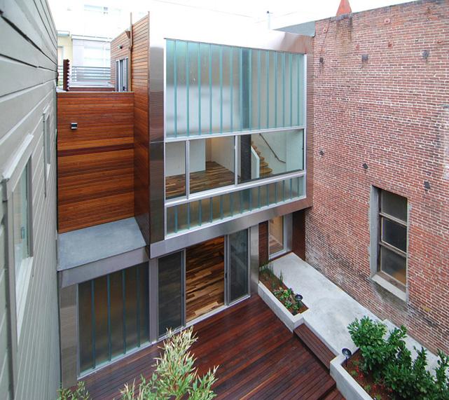 Modern Urban Infill: LiveModern: Your Best Modern Home