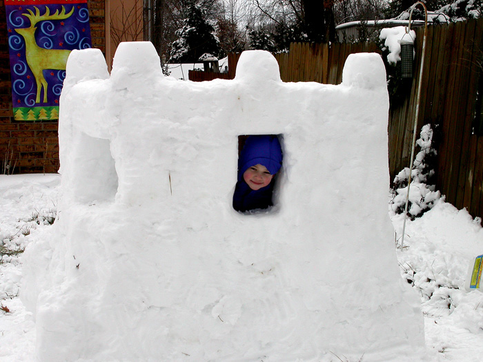 Snow fort architecture a critical analysis build blog for Build blog