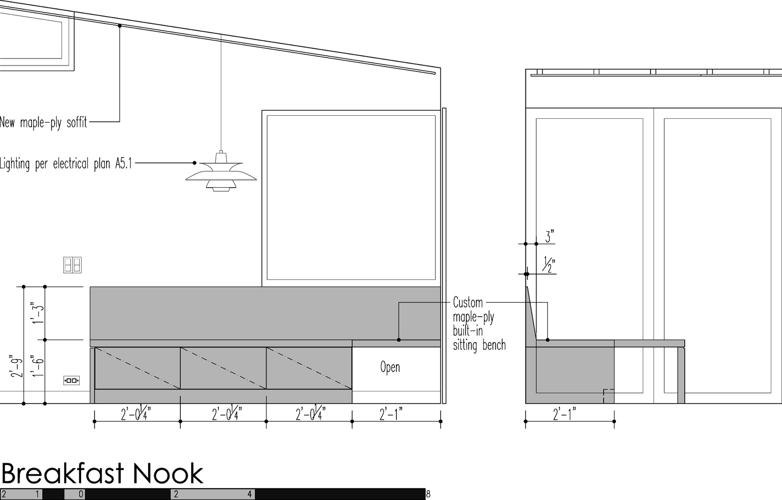 PDF DIY Breakfast Nook Bench Dimensions Download Build