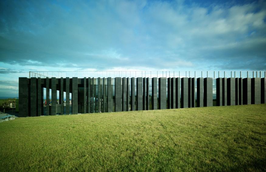 Irish Modern Build Blog