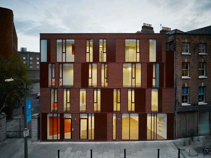 Modern Architecture Dublin irish modern | build blog