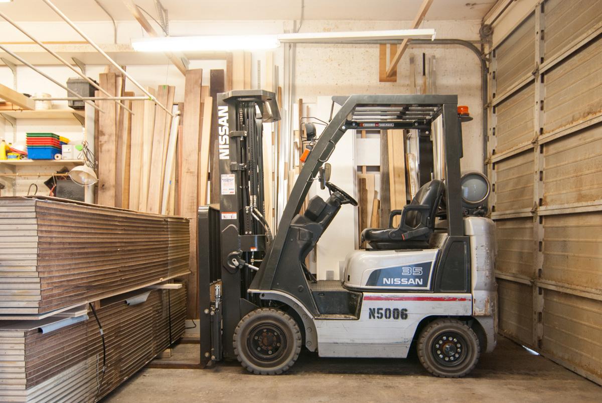 SPD-Forklift