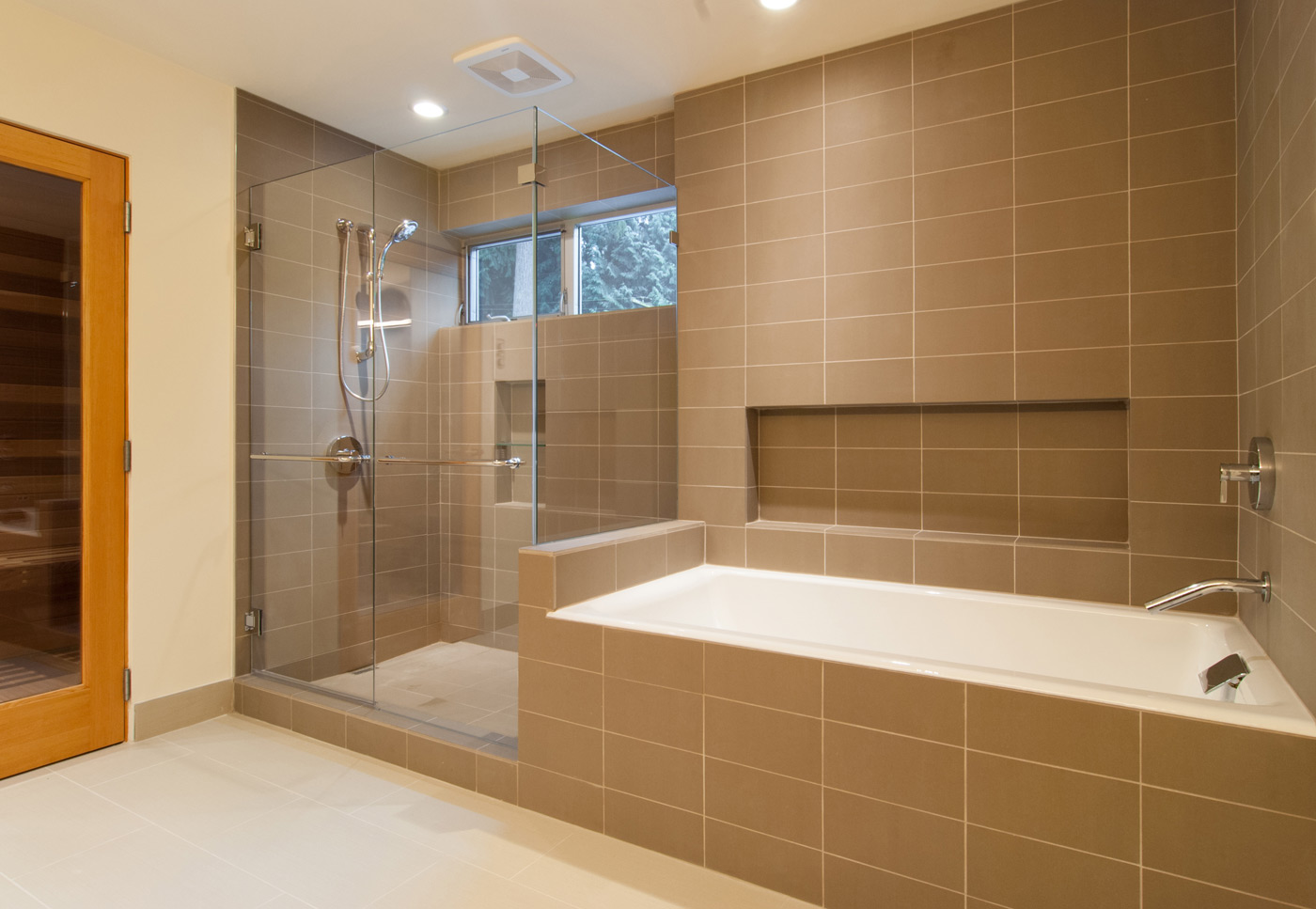 Bathroom Tiles Horizontal rectangular bathroom tiles horizontal or vertical how the main