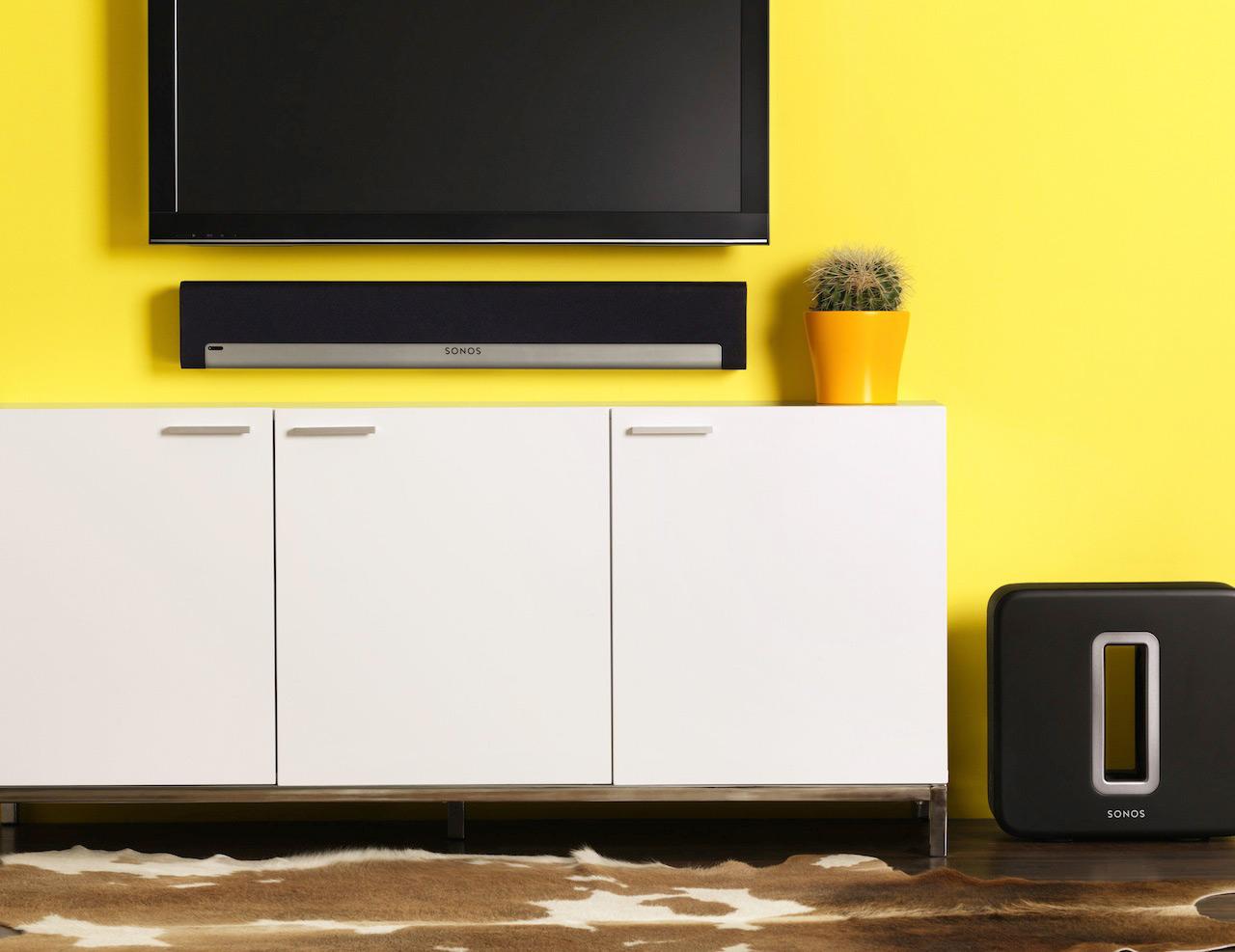Sonos-Install