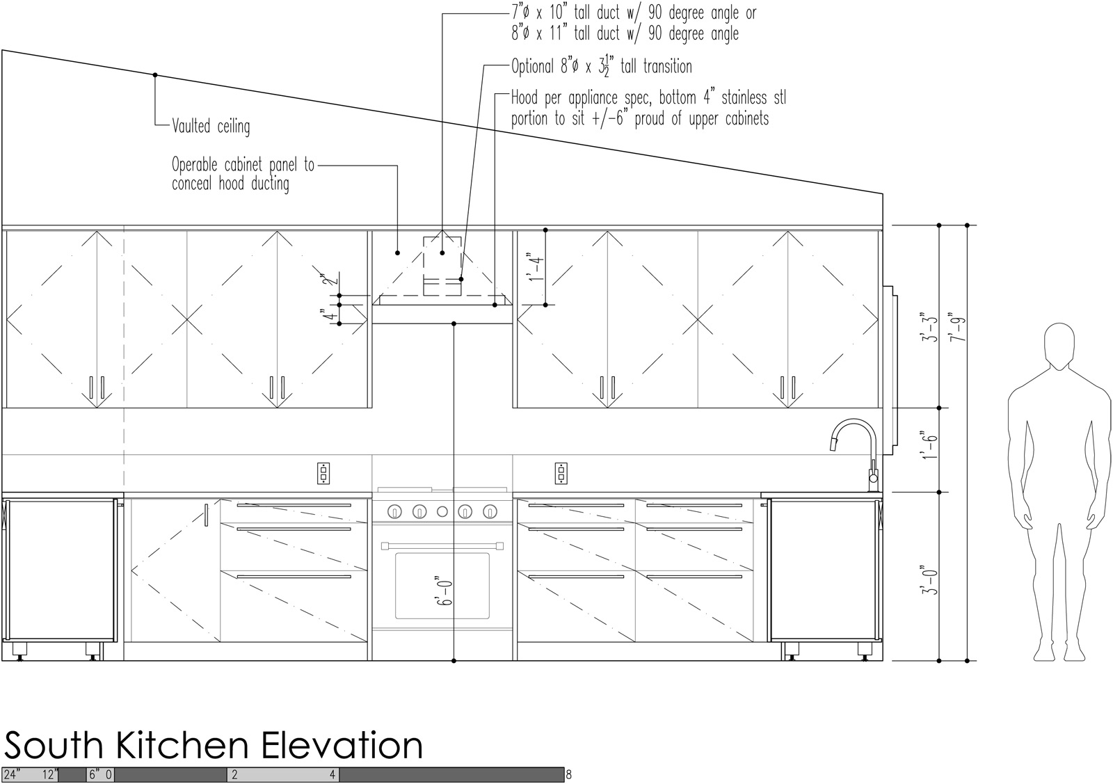 Kitchen Upper Cabinet Height