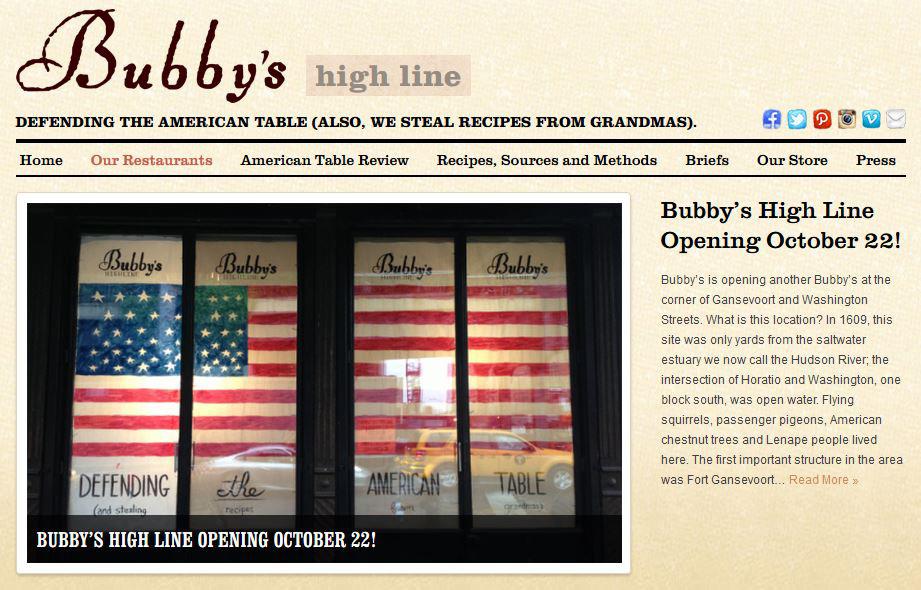 Bubby's-01