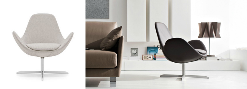 Calligaris Electa Swivel Chair 00
